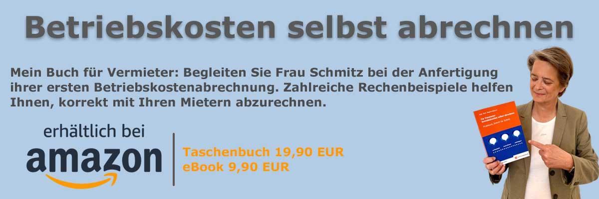 Buch Betriebskostenabrechnung Banner 1