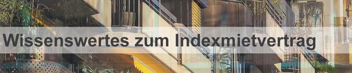 Die Indexmiete